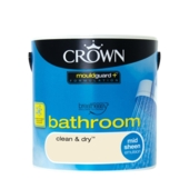 CROWN BATHROOM SHEEN CLEAN & DRY 2.5L