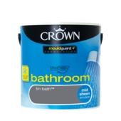 CROWN BATHROOM SHEEN TIN BATH 2.5L