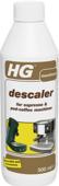 HG DESCALER FOR ESPRESSO & COFFEE MACHINES 500ML