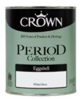 Period Eggshell