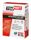 Toupret Interior Filler Powder