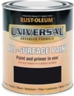 Rustoleum Universal Brush Applied