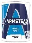 Armstead Vinyl Matt Brilliant White
