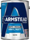 Armstead Anti Mould Vinyl Matt