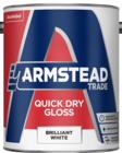 Armstead Quick Dry Gloss