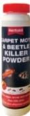 RENTOKILL CARPET MOTH & BEETLE KILLER POWDER 150GRM