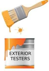 Exterior testers
