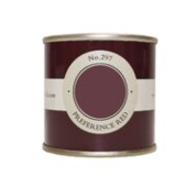 FARROW & BALL Tester Preference Red No.297 100MLS
