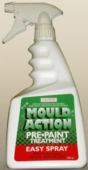 OWATROL MOULD ACTION PRE PAINT TREATMENT EASY SPRAY 750MLS