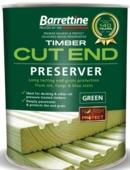BARRETTINE CUT END PRESERVER GREEN LITRE