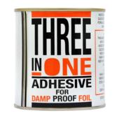 DAMP-PROOF FOIL ADHESIVE 500MLS