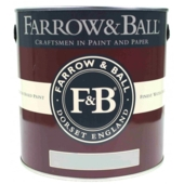 Farrow & Ball Estate Emulsion Green Smoke No. 47 2.5litre