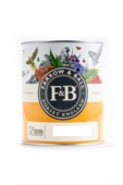 FARROW & BALL  Estate Eggshell NHM Snow White No.W1 750mls