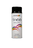 Deco High Gloss Deep Black RAL 9005 400ml
