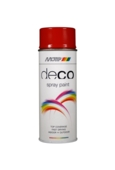 Deco High Gloss Flame Red RAL 3000 400ml