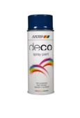 Deco High Gloss Gentian Blue RAL 5010 400ml