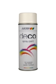 Deco Matt White RAL 9010 400ml