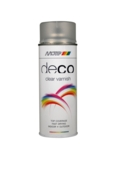 Deco Clear Lacquer Satin Matt 400ml