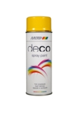 Deco High Gloss Rape Yellow RAL 1021 400ml
