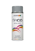 Deco High Gloss Silver Grey RAL 7001 400ml
