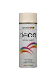 Deco High Gloss Cream White RAL 9001 400ml