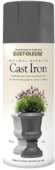 RUST-OLEUM NATURAL EFFECTS CAST IRON 400MLS