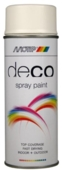 Deco High Gloss Oyster White RAL 1013 400ml