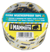 MAMMOTH ALL WEATHER TAPE 50MM  x 10MTR