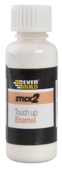 EVERBUILD STICK 2 TOUCH UP ENAMEL WHITE 25ML