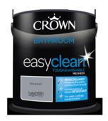 CROWN EASYCLEAN BATHROOM BLUE GRAVEL SHEEN 2.5L