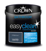 CROWN EASYCLEAN BATHROOM MIDNIGHT NAVY SHEEN 2.5L