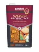 BARRETTINE PROTECTIVE TREATMENT LIGHT BROWN 5LITRE