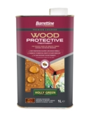 BARRETTINE PROTECTIVE TREATMENT HOLLY GREEN LITRE