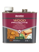 BARRETTINE PROTECTIVE TREATMENT HOLLY GREEN 2.5LITRE