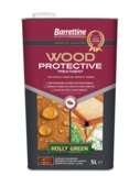 BARRETTINE PROTECTIVE TREATMENT HOLLY GREEN 5LITRE