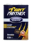 BARRETTINE PAINT PANTHER PAINT STRIPPER 4LITRE