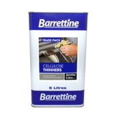 BARRETTINE CELLULOSE THINNERS 5LTS